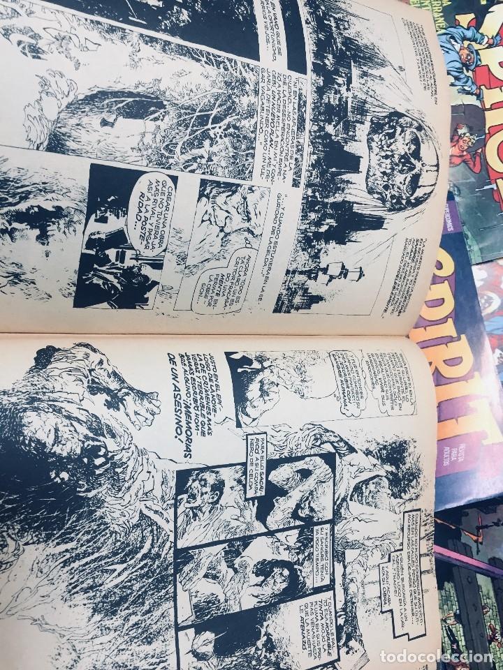 Cómics: LOTE 10 COMICS SPIRIT SUPERCOMICS GARBO - Foto 7 - 178802426