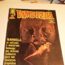 Cómics: SUPERCOMICS GARBO. VAMPIRELLA Nº 21. 1973 (EN ESTADO NORMAL). Lote 179009365