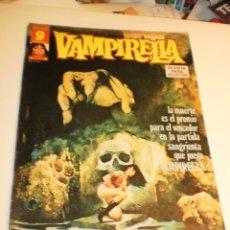 Cómics: SUPERCOMICS GARBO. VAMPIRELLA Nº 15. 1973 (EN ESTADO NORMAL). Lote 179009416