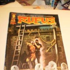 Cómics: SUPERCOMICS GARBO. RUFUS Nº 41. 1973 (EN ESTADO NORMAL). Lote 179009548