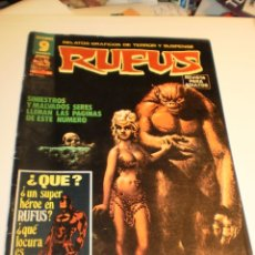 Cómics: SUPERCOMICS GARBO. RUFUS Nº 52. 1973 (EN ESTADO NORMAL). Lote 179009615