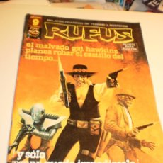 Cómics: SUPERCOMICS GARBO. RUFUS Nº 49. 1973 (EN ESTADO NORMAL). Lote 179009672