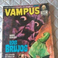 Cómics: VAMPUS Nº 31 AÑO 1974. Lote 180029470