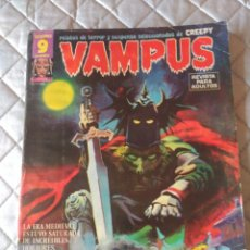 Cómics: VAMPUS Nº 48 AÑO1974. Lote 180029956