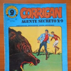 Cómics: CORRIGAN AGENTE SECRETO X-9 Nº 24 - GARBO (HK). Lote 180087556