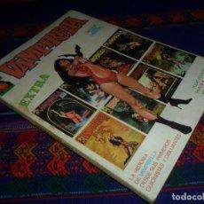 Comics: VAMPIRELLA EXTRA CON TODO LO PUBLICADO ANTES DE SU APARICIÓN EN ESPAÑA. GARBO 1975. 75 PTS. . Lote 180454541
