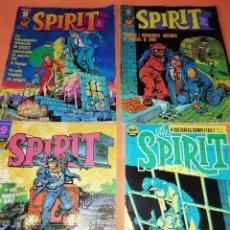 Cómics: SPIRIT. GARBO. NUMEROS 2,4 Y 7. NORMA NUMERO 13.. Lote 181456425