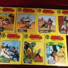 Cómics: JORGE Y FERNANDO LOTE DE 7 NÚMEROS SUPERCOMICS GARBO. Lote 181714582