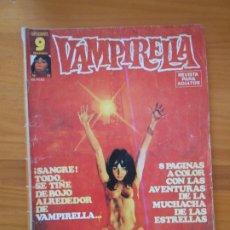 Cómics: VAMPIRELLA Nº 31 - REVISTA PARA ADULTOS - GARBO EDITORIAL (HL). Lote 182582033