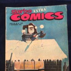 Cómics: GARBO EXTRA CÓMICS NÚM. 1075 - AÑO 1973. Lote 183363470