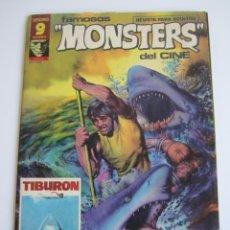 Fumetti: FAMOSOS MONSTERS DEL CINE (1975, GARBO) 22 · II-1977 · FAMOSOS MONSTERS DEL CINE. Lote 184204325