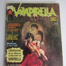Comics: VAMPIRELLA (1974, GARBO) 3 · II-1975 · LA SOMBRA DE DRÁCULA. Lote 184867930