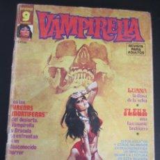 Comics: VAMPIRELLA (1974, GARBO) 5 · IV-1975 · ARENAS MORTÍFERAS. Lote 184868322