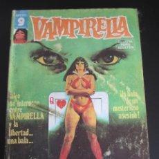 Comics: VAMPIRELLA (1974, GARBO) 24 · XI-1976 · VAMPIRELLA. Lote 184868637