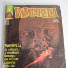 Comics: VAMPIRELLA (1974, GARBO) 21 · VIII-1976 · VAMPIRELLA. Lote 184868946