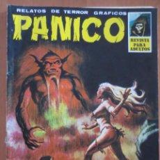 Comics: PANICO Nº 33. Lote 184881527