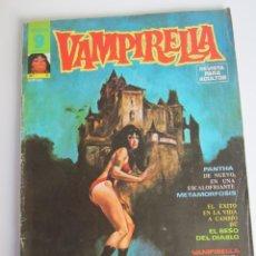 Comics: VAMPIRELLA (1974, GARBO) 11 · X-1975 · VAMPIRELLA. Lote 186235978