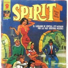 Fumetti: SPIRIT - REVISTA PARA ADULTOS - Nº 8 - COMIC. Lote 189946981