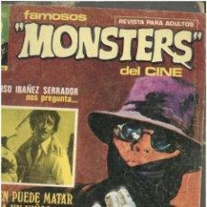 Fumetti: FAMOSOS MONSTERS Nº 15. GARBO EDITORIAL. C-38.. Lote 190002066