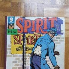 Cómics: SPIRIT (1977 GARBO) RETAPADO INCLUYE LOS NÚMEROS 23 24 25 26 27 28 Y 29 - VER FOTOS ADICIONALES. Lote 190317002