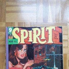 Cómics: SPIRIT (1976 A 1978 GARBO) RETAPADO INCLUYE LOS NÚMEROS 30 17 18 19 20 21 Y 22 - VER FOTOS. Lote 190318055