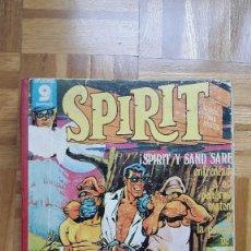Cómics: SPIRIT (1975 1976 GARBO) RETAPADO INCLUYE LOS NÚMEROS 13 3 4 5 6 7 Y 8 - VER FOTOS ADICIONALES. Lote 190318823