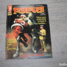 Cómics: RUFUS Nº 55, EDITORIAL GARBO. Lote 191185946