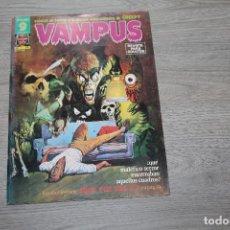 Cómics: VAMPUS Nº 44, EDITORIAL GARBO. Lote 191185990