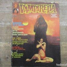 Cómics: VAMPIRELLA - Nº 10 - PEPE GONZALEZ - PRIMERA EDICION - GARBO . Lote 191505741