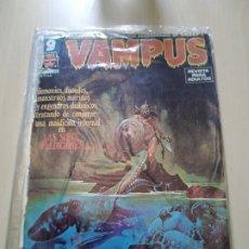 Cómics: VAMPUS Nº55. GARBO. Lote 191555682
