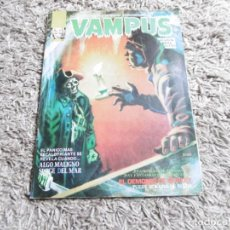 Cómics: COMIC VAMPUS Nº46 JUNIO 1975. EDITORIAL GARBO. SELECCIÓN CREEPY.. Lote 191628142
