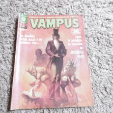 Cómics: COMIC VAMPUS Nº58 JUNIO 1976. EDITORIAL GARBO. SELECCIÓN CREEPY.. Lote 191628732