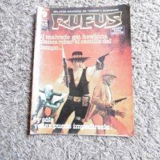 Cómics: COMIC Nº 49 1977 RUFUS. GARBO. Lote 191636853