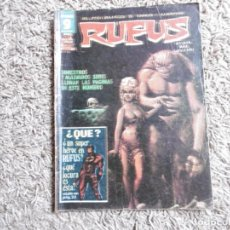 Cómics: COMIC Nº 52 1977 RUFUS. GARBO. Lote 191637168
