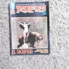 Cómics: COMIC Nº 56 1978 RUFUS. GARBO. ÚLTIMO NÚMERO.. Lote 191637412