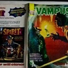 Cómics: COMIC: VAMPUS Nº 46. 1971. Lote 191955120