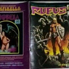 Fumetti: COMIC: RUFUS Nº 19. Lote 191960881