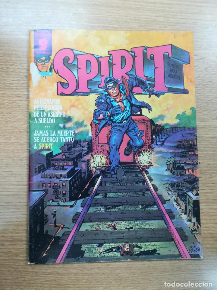 SPIRIT #9 (Tebeos y Comics - Garbo)