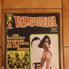 Cómics: VAMPIRELLA Nº 28 FRANK ROBBINS JOSE GONZALEZ A COLOR TONY DE ZUÑIGA ...- GARBO EDITORIAL. Lote 193039865
