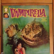 Cómics: VAMPIRELLA Nº 9 GRAY MORROW JOSE GONZALEZ A COLOR AURALEON ERNIE COLON ...- GARBO EDITORIAL. Lote 193039895