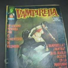 Cómics: VAMPIRELLA Nº 34.. GARBO 1974.. Lote 193080080