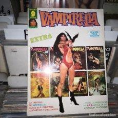 Cómics: VAMPIRELLA, EXTRA, TODO LO PUBLICADO EN USA ANTES DE SU APARICIÓN EN ESPAÑA,GARBO. Lote 193705377