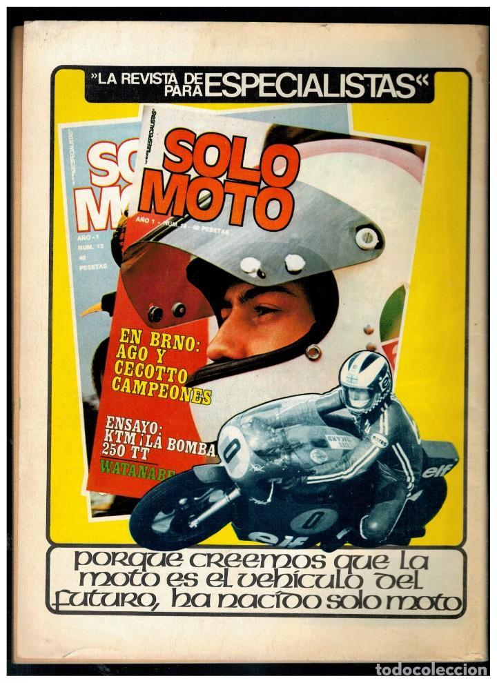 Cómics: RUFUS Nº. 30 - RELATOS DE TERROR Y SUSPENSE - GARBO 1973. - Foto 2 - 194246021