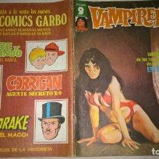 Cómics: COMIC: VAMPIRELLA Nº 22. Lote 194592391