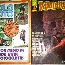 Cómics: COMIC: VAMPIRELLA Nº 21. Lote 194593146
