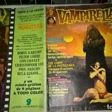 Cómics: COMIC: VAMPIRELLA Nº 10. Lote 194593703