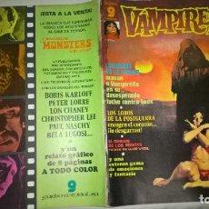 Cómics: COMIC: VAMPIRELLA Nº 10. Lote 194593908