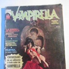 Fumetti: VAMPIRELLA Nº 3 1975 · LA SOMBRA DE DRÁCULA GARBO CX44. Lote 195541490