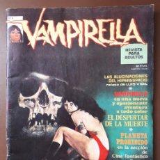 Cómics: VAMPIRELLA Nº4 - MARZO 1975. Lote 195639693