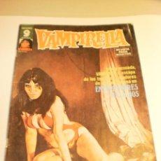 Fumetti: SUPERCOMICS GARBO. VAMPIRELLA Nº 22. 1973 (ESTADO NORMAL). Lote 197056997